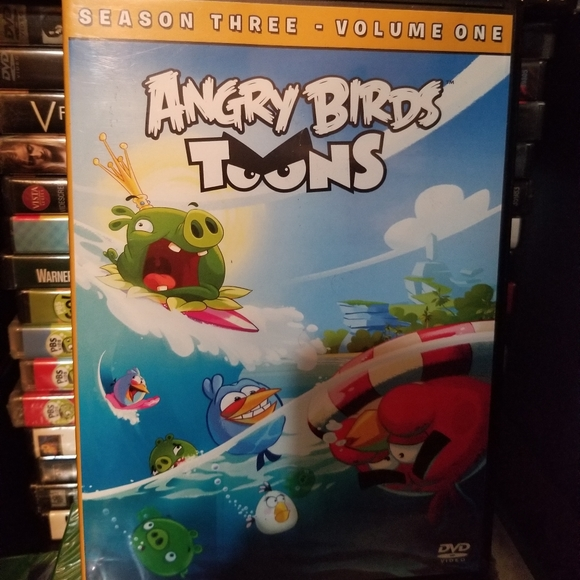 Sony Other - Angry birds toons season 3 part 1